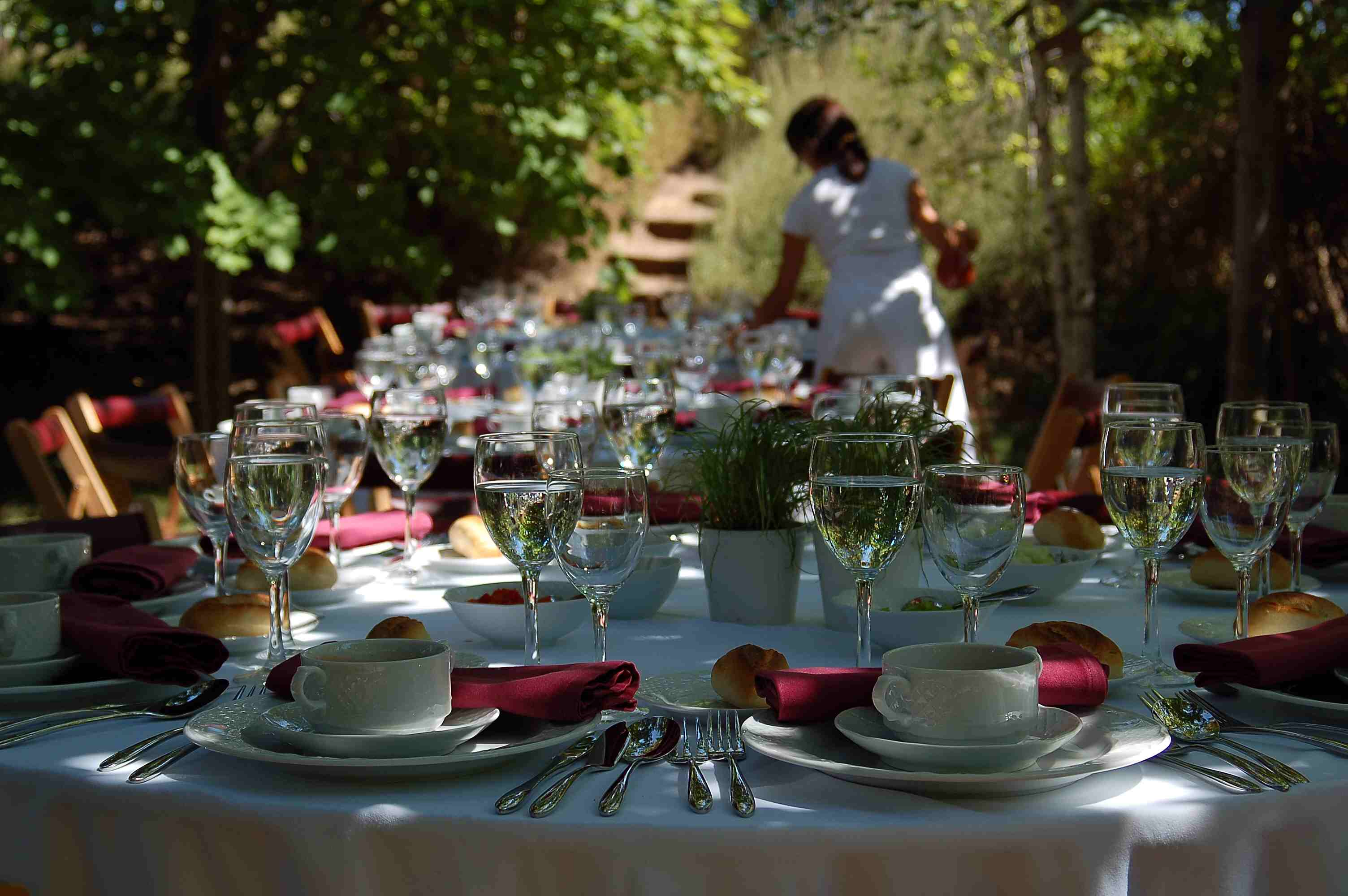 Servicio de catering para bodas mesa de temporada - Donde celebrar mi boda en madrid ...