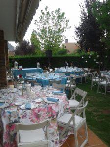boda jardin catering