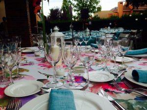 catering bodas jardin casa