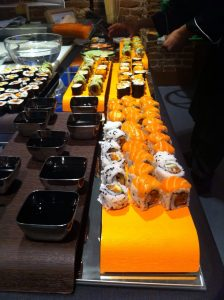 Mesa de Sushi1