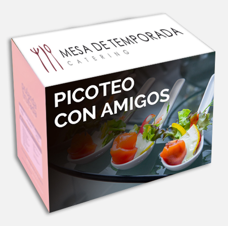 PICOTEO CON AMIGOS